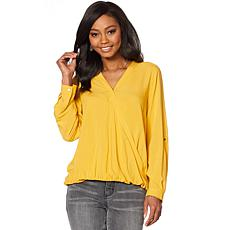 Motto Essential Surplice Top