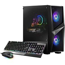 MSI Codex R 10SI-029US Gaming Desktop i5 GTX1660S 16GB 240GB+1TB