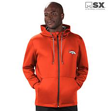 MSX by Michael Strahan NFL Mens Performance Full-Zip Hoodie by Glll