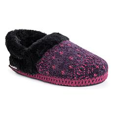 MUK LUKS Belinda Faux Fur Lined Slipper