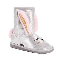 MUK LUKS Girl's Bunny Boots