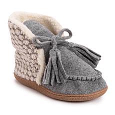 MUK LUKS® Women's Louanne Bootie Slippers