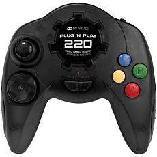 My Arcade Plug N Play Controller with 220 Games