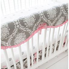 My Baby Sam Olivia Rose Crib Rail Cover