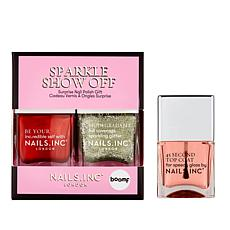 Nails INC 3-piece Boom Collection