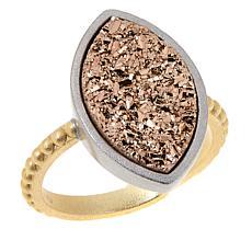 "Natalie Wood Designs ""She's a Gem"" Drusy Ring"