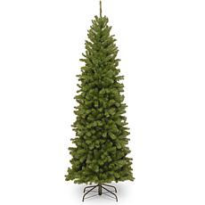 National Tree 6' North Valley® Spruce Pencil Slim Tree