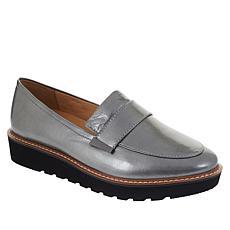Naturalizer Adeline Leather Platform Loafer