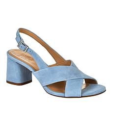 Naturalizer Azalea Leather Slingback Sandal