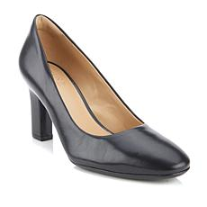 Naturalizer Gloria Leather Modern Pump