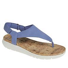 Naturalizer Meghan Toe-Post Slingback Sandal