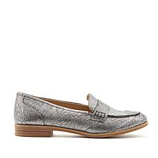 Naturalizer Veronica Leather Tailored Loafer
