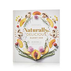 """Naturally, Delicious"" Healthy Eats Cookbook"