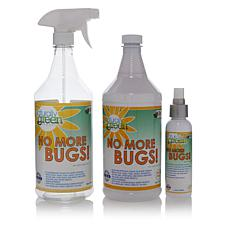 Naturally Green Products No More Bugs! Concentrate Pest Control Kit AS