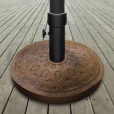 Nature Spring Decorative Umbrella Base - Bronze