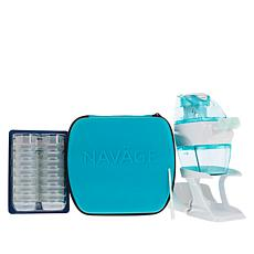 Navage Nasal Care System with 18 SaltPods, Caddy & Travel Case