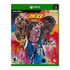 NBA 2K22 75th Anniversary Edition - Xbox Series X