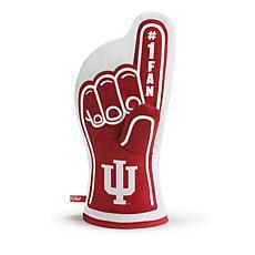 NCAA #1 Fan Oven Mitt - Indiana Hoosiers