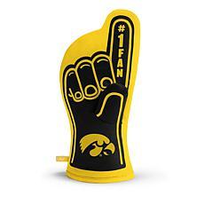 NCAA #1 Fan Oven Mitt - Iowa Hawkeyes