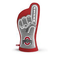 NCAA #1 Fan Oven Mitt - Ohio State Buckeyes