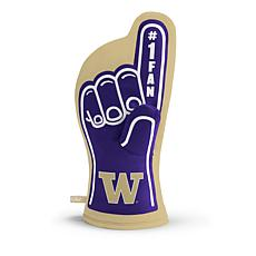 NCAA #1 Fan Oven Mitt - Washington Huskies