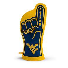 NCAA #1 Oven Mitt - West Virginia Mountaineers