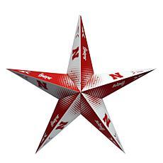 NCAA Nebraska Cornhuskers Star Lantern