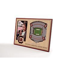 NCAA South Carolina Gamecocks 3-D Stadium Views Picture Frame