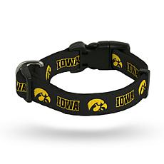 NCAA Sparo Pet Collar - Medium - Iowa
