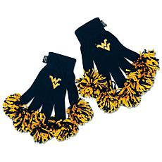 NCAA Spirit Fingerz All-in-One Pom Pom Gloves