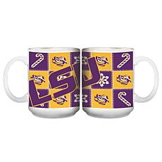 NCAA Ugly Sweater Mug - Louisiana State University
