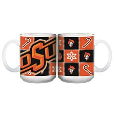 NCAA Ugly Sweater Mug - Oklahoma State University