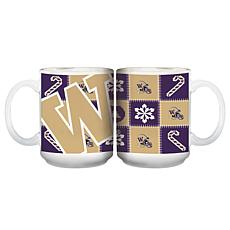 NCAA Ugly Sweater Mug - University of Washington