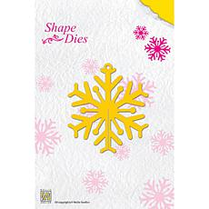 Nellie's Choice Shape Die - Snowflake