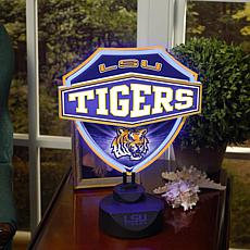 Neon Table Lamp - College/Louisiana State (LSU)