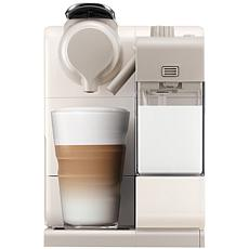 Nespresso Lattissima Touch Creamy White Single-Serve Espresso Machine