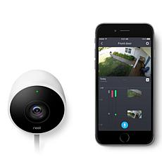 Nest Cam Outdoor Weatherproof HD Security Camera