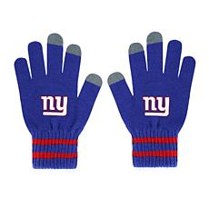 New York Giants NFL Team Player Touch Screen Gloves