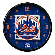 New York Mets Team Net Clock
