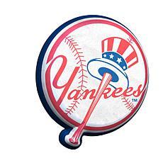 New York Yankees Plushlete Mascot Pillow