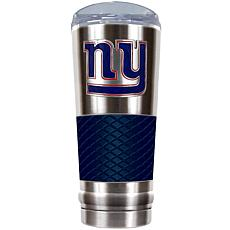NFL 24 oz. Stainless Steel/Blue Draft Tumbler - Giants