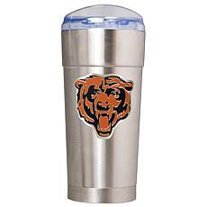 NFL 24 oz. Team Emblem Eagle Tumbler - Bears