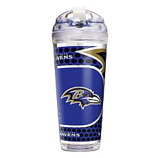 NFL Acrylic 24-oz. Travel Tumbler - Baltimore Ravens