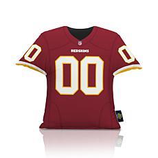 NFL Big League Jersey Pillow - Washington Redskins