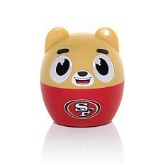 NFL Bitty Boomers Bluetooth Speaker - San Francisco 49ers
