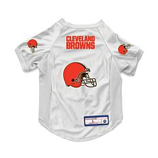 NFL Cleveland Browns Medium Pet Stretch Jersey