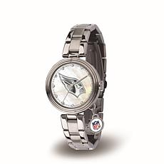 NFL Crystal Charm Watch - Arizona Cardinals