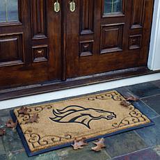 NFL Door Mat - Broncos