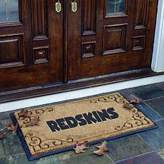 NFL Door Mat - Redskins