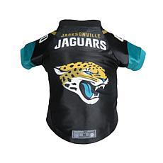 NFL Jacksonville Jaguars Large Pet Premium Jersey